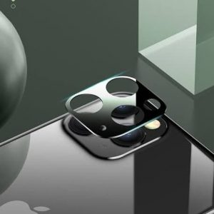 Usams Camera Lens Glass Iphone 11 Pro Black