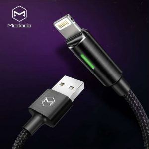 MCDODO USB 5A Super Charger Type-C CA-6791 Red