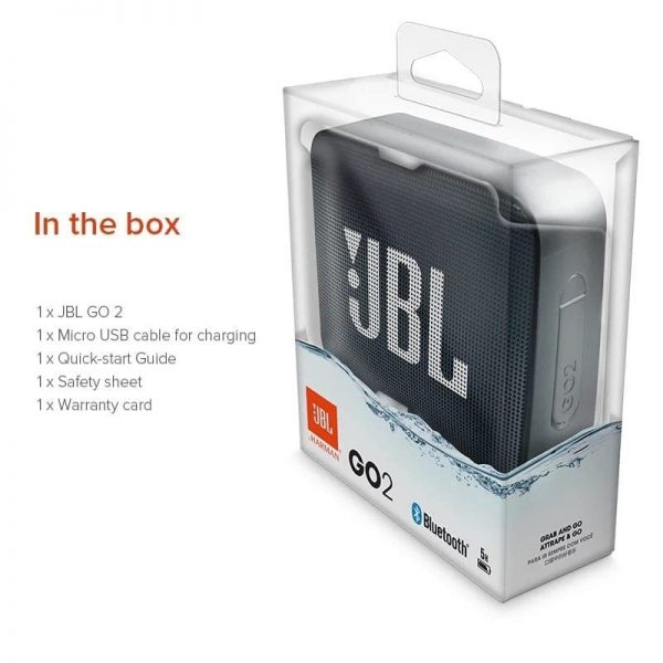 JBL Speaker Portable On Beat