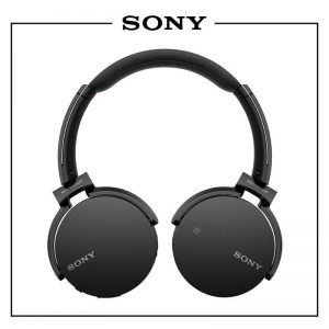 Sony Headphone Mdr-Xb650 Bt Blue