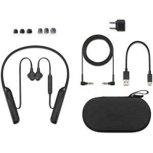 Sony Earphone Bluetooth Wi 1000 Black