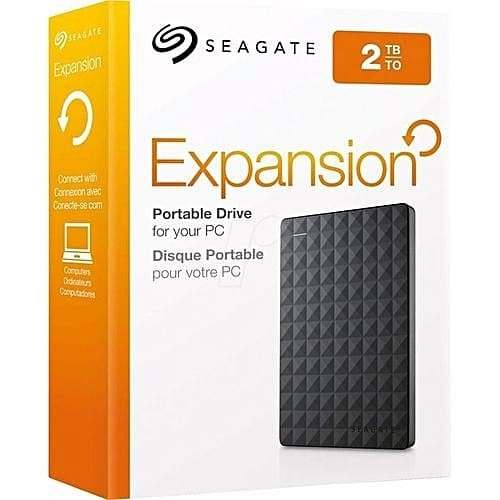 Seagate Hardisk Exter Expansion 2 Tb