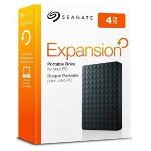 Seagate Hardisk Exter Expansion 4 Tb
