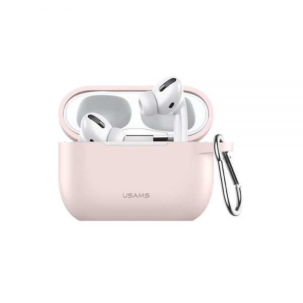 Usams Sil Protective Airpods Pro Purple US-BH568