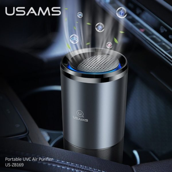 Usams Portable UVC Air Purifier US-ZB169